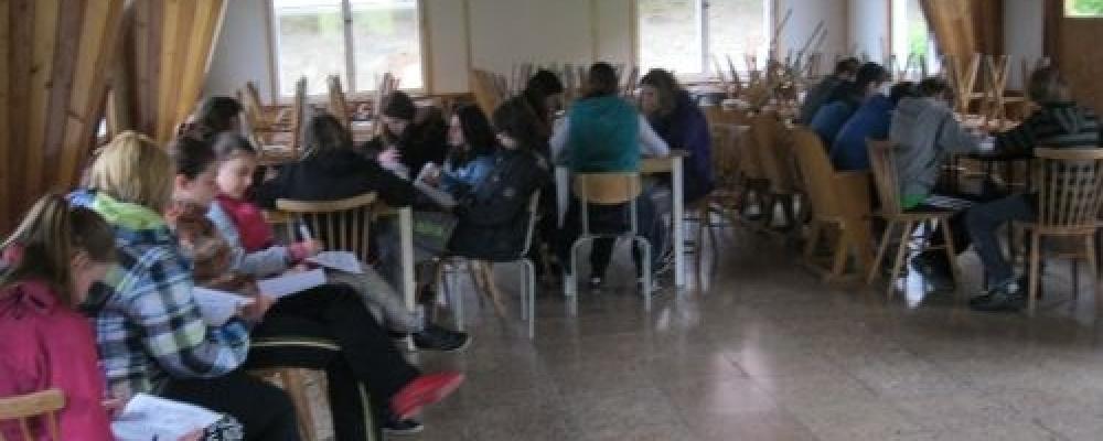 Hodnocení kurzu na Lhotce 2014