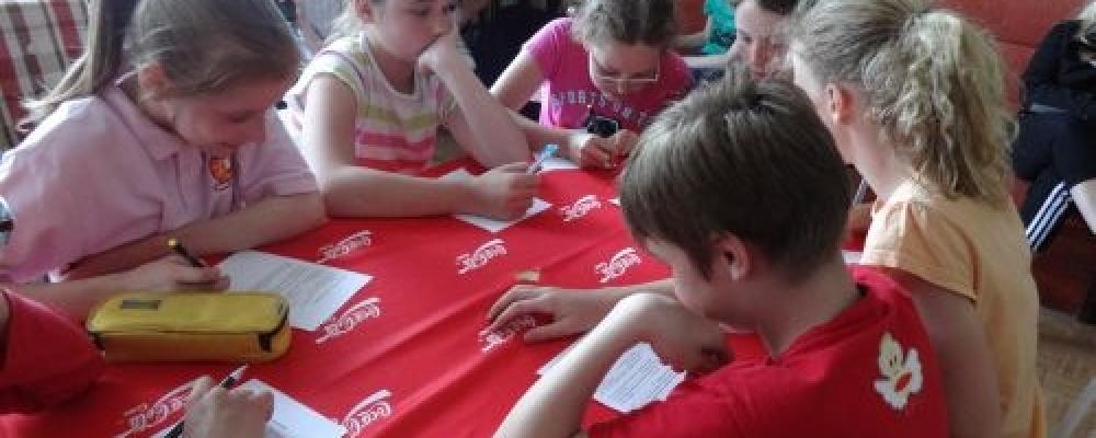 Jazykový kurz žáků ZŠ Na Pražské v Moravči
