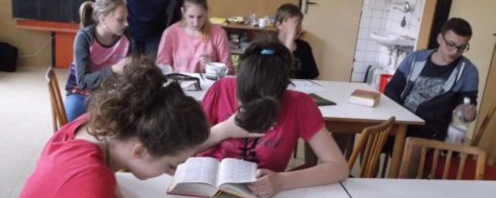 Kurz německého jazyka 2015 - hodnocení