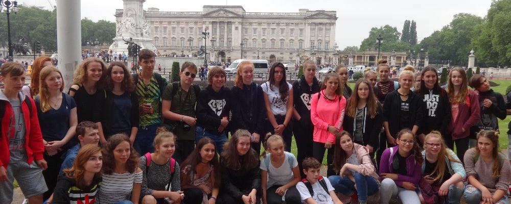 Výlet do Anglie 2017