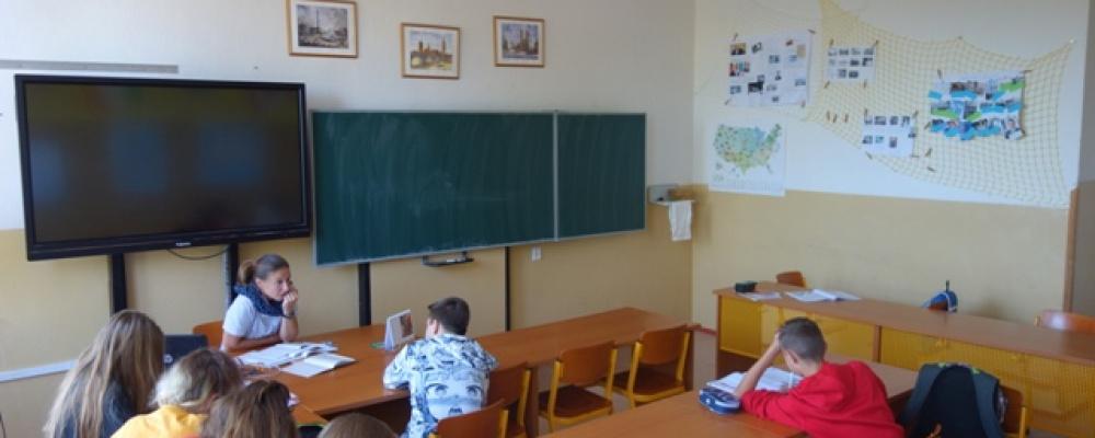 Odborné učebny